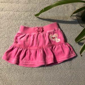 🌟5 for 15$🌟 pink velvet skirt/skort